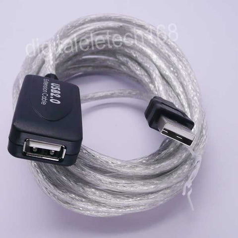 Usb Extension Cable 5M Without Booster