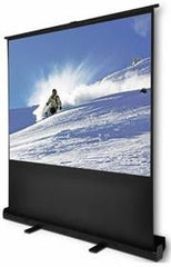 Esquire Scena Pull Up Projector Screen 81 inches -1.8m X 1.02m Wide Screen 16:9 format