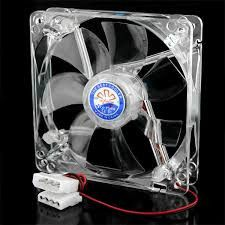 Chassis Fan :120Mm Neon Multicolored