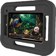 Promate Fellymini Multi-grip shockproof Impact resistant case for iPad Mini-Black