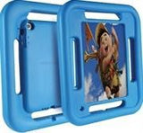 Promate Fellymini Multi-grip shockproof Impact resistant case for iPad Mini-Blue - Zasttra.com