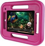 Promate Fellymini Multi-grip shockproof Impact resistant case for iPad Mini-Pink - Zasttra.com