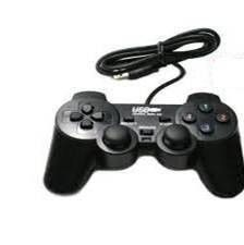 Game Controller Pc Dual Shock Vibration