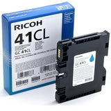 Ricoh Cyan Cartridge With Yield Of 600 P