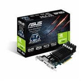 Asus NVidia GeForce GT 730 DirectX 11 2GB 64-Bit DDR3 PCI Express 2.0 x16 HDCP Ready Graphics Card - Zasttra.com
