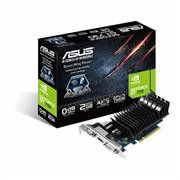 Asus NVidia GeForce GT 730 DirectX 11 2GB 64-Bit DDR3 PCI Express 2.0 x16 HDCP Ready Graphics Card