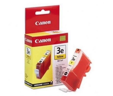 Original Canon BCI-3 Yellow Ink Cartridge