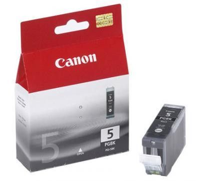 Original Canon PGI-5 Black Ink Cartridge