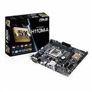 Asus H110M-A LGA 1151 Skylake Motherboard - Intel Socket 1151 for 6th Generation Core i7/Coreǽ¶? i5/Core i3/Pentium¶©/Celeron¶© Processors