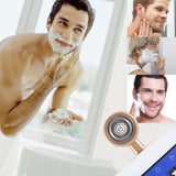 ENKAY Hat-prince Mini Micro USB Portable Men Razor Electric Shavers for Android Phone(Gold)