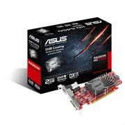 Asus AMD Radeon HD 5450 Direct X 11 PCI Express 2.1 2GB DDR3 64-Bit Graphics Card