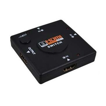 Hdmi Switch 3Xinput &1X Output