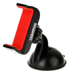 HAWEEL 360 Degrees Rotating Suction Cup Car Mount Holder for iPhone 7 Plus / iPhone 7 / iPhone 6 & 6 Plus / 4.0-5.5 inch Smartphone