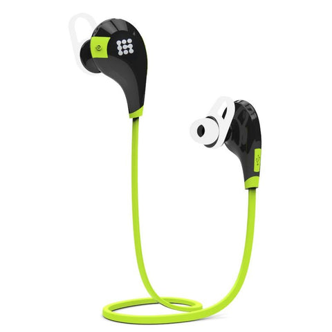 Haweel Sport Anti Sweat High Definition Bluetooth 4.1 Headset with Mic for iPhone / Samsung / HTC / Huawei(Black)