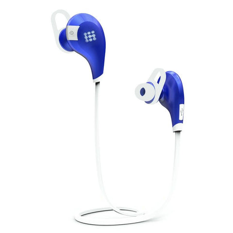 Haweel Sport Anti Sweat High Definition Bluetooth 4.1 Headset with Mic for iPhone / Samsung / HTC / Huawei(Blue)