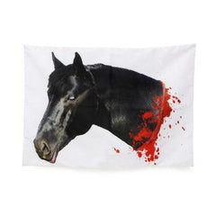 Horse Head Pillow Case