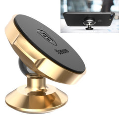 Baseus Small Ears Series Magnetic Bracket (Stand Paste Type) for iPhone Samsung Sony HTC  Nokia LG Mobile Phone(Gold)