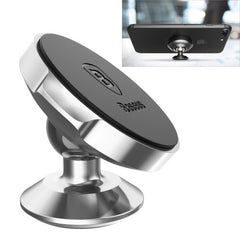 Baseus Small Ears Series Magnetic Bracket (Stand Paste Type) for iPhone Samsung Sony HTC  Nokia LG Mobile Phone(Silver)
