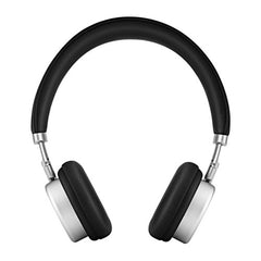 Original Meizu HD50 Stereo Wired Headphone Subwoofer Headset Ear Cup with Metal Body and Artificial Protein Leather Earcap Equipped with Carrying Bag(Black)