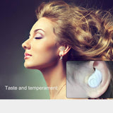 Mini Bluetooth Wireless Invisible Earphone - Zasttra.com - 11