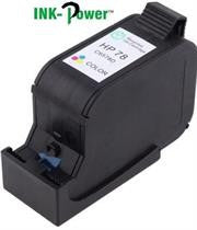 Inkpower Generic for HP 78 Deskjet 1120 / 3820 / k60xi / PSC950 Colour Inkjet Cartridge
