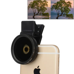 ZOMEI Universal Proffesional Camera Lens 37mm ND2-400 Filter for iPhone Samsung HTC Sony Huawei Xiaomi Meizu