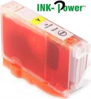 Inkpower Generic for Canon Ink CLI-426 for use with IP4840/IP4940/MG5140/MG5240/MG5340/MG6140 Yellow Inkjet Cartridge
