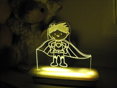 SuperPowers the Hero Night Light