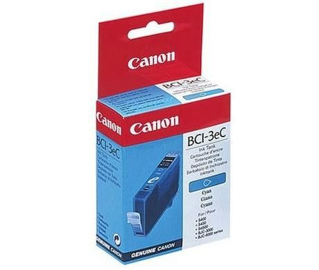 Original Canon BCI-3 Cyan Ink Cartridge