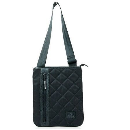 Kingsons 10.1 Inch Black Ladies Tablet Bag