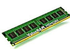 Kingston 2Gb 1333Mhz Ddr3 Ecc Reg Svr