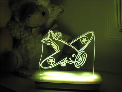 Swift the Plane Night Light