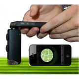 Microscope Lens for iPhone ® 4/4S (100x Zoom) - Zasttra.com