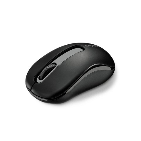Rapoo Wireless Mouse Optical M10 Black
