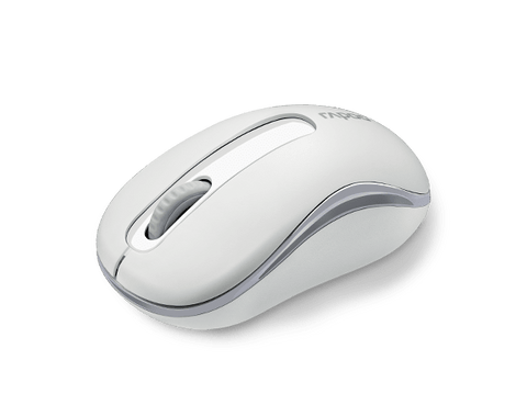 Rapoo Wireless Mouse Optical M10 White