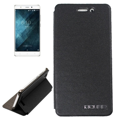 OCUBE Blackview A8 (MPH1001) Litchi Texture Horizontal Flip Leather Case with Holder(Black)