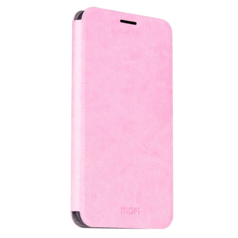 MOFI Letv Le 2 Pro Crazy Horse Texture Horizontal Flip Leather Case with Holder(Pink)