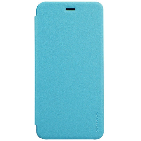 NILLKIN SPARKLE Series For Asus Zenfone 3 Max ‏/ ZC520TL Frosted Texture Horizontal Flip Leather Case(Blue)