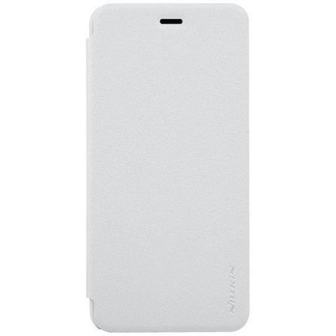 NILLKIN SPARKLE Series For Asus Zenfone 3 Max ‏/ ZC520TL Frosted Texture Horizontal Flip Leather Case(White)