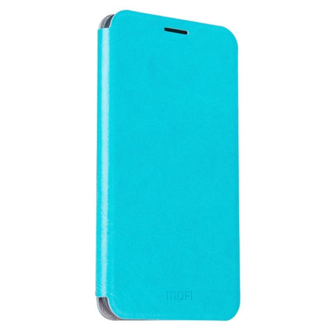 MOFI for China Mobile A2 Crazy Horse Texture Horizontal Flip Leather Case with Holder(Blue)