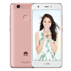 HUAWEI nova CAZ-AL10 4GB+64GB Fingerprint Identification 5.0 inch EMUI 4.1 Snapdragon625 Octa Core up to 2.0GHz Network: 4G(Rose Gold)