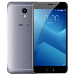 Meizu M5 Note M621Q 3GB+16GB mTouch Fingerprint Identification Dual SIM Dual Camera 5.5 inch 2.5D Arc Curved Screen Meizu Flyme 5 (Based on Android 6.0 OS) Helio P10 Octa Core 64-bit 1.8GHz Network: 4G/3G/2G(Grey)