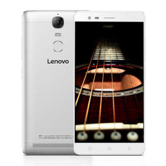 Lenovo Lemon K5 Note K52E78 32GB Fingerprint Identification 5.5 inch Android  5.1 MTK Helio P10 Octa Core up to 1.8GHz RAM: 3GB Network: 4G(Silver)