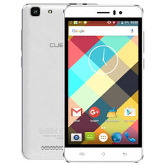 CUBOT Rainbow 16GB Network: 3G 5.0 inch Android 6.0 MTK6580 Quad-Core 1.3GHz RAM: 1GB(White)