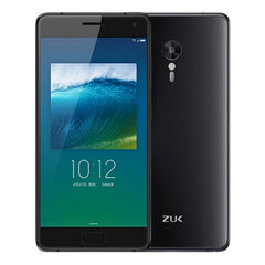 Lenovo ZUK Z2 Pro 128GB Network: 4G Fingerprint Identification 5.2 inch ZUI 2.0 Qualcomm Snapdragon 820 Kryo Quad Core 2.15GHz RAM: 6GB(Black)