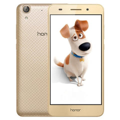 Huawei Honor 5A CAM-AL00 2GB+16GB 5.5 inch EMUI 4.1 Qualcomm Snapdragon 617 Octa Core 4 x 1.5GHz + 4 x 1.2GHz Network: 4G(Gold)