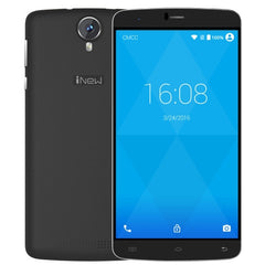 iNew U9 Plus 16GB Network: 4G 6.0 inch 2.5D Android 5.1 MTK6735A Quad Core 1.3GHz RAM: 2GB(Black)