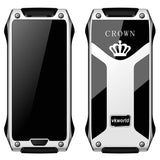 VKWorld Crown V8 Cell Phone 4.9mm Ultra-slim Pedometer Bluetooth FM 1.64 inch Dual SIM Network: 2G(White)