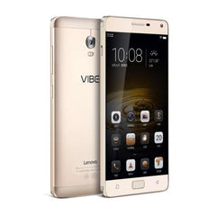 Lenovo VIBE P1C58 16GB Network: 4G Fingerprint Identification 5.5 inch Android Qualcomm MSM8939 Octa Core 1.5GHz RAM: 2GB(Gold)