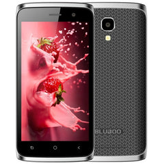BLUBOO Mini 8GB Network: 3G 4.5 inch Android 6.0 MTK6580M Quad Core up to 1.3GHz RAM: 1GB(Black)